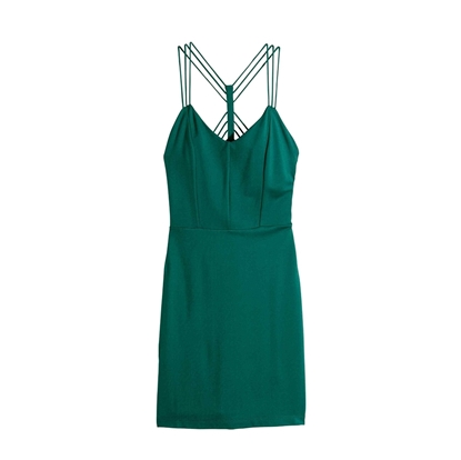 Picture of Short jersey dress