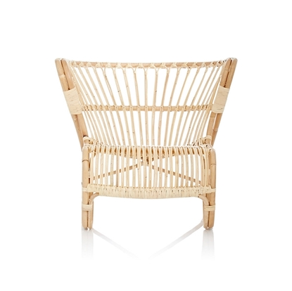 Picture of Wicker Fox Chair