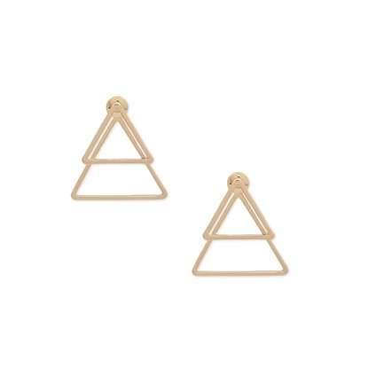 Picture of Triangle Women Earings