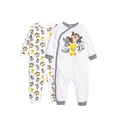 Picture of 2-Pack Baby Pyjamas
